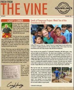 The Vine 2013