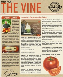 The Vine Online February 2014 English