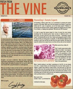 The Vine Online February 2014