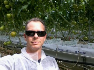 Greenhouse Grower, Randy Shaw, Houwelings, Houweling's Tomatoes, Greenhouses, Greenhouse, Tomato