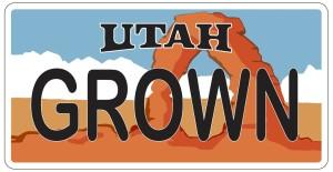 UTAH GROWN
